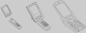 Cellular phone-PDA convergence