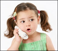 baby-girl-on-telephone