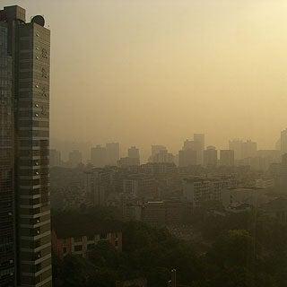 air haze