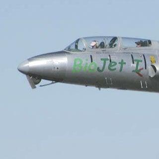 Czech L-29 Bio-Diesel Jet