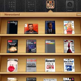 Apple's Newstand