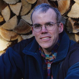 Bill McKibben by Nancie Battaglia