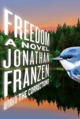 Jacket cover for 'Freedom'