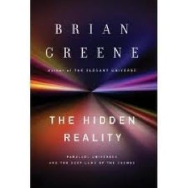 Hidden Reality, book jacket