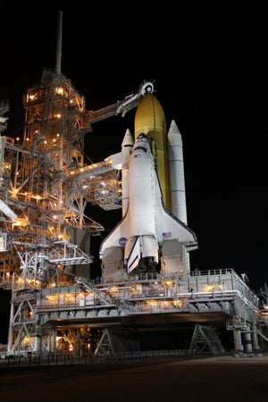 NASA, STS-128, space shuttle Discovery
