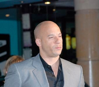 Vin Diesel, ISS movies, space station