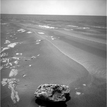 Opportunity rover, Mars, planetary science