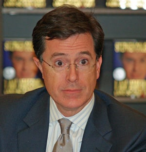 Stephen Colbert, space module, Colbert Report, International Space Station, ISS
