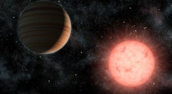 exoplanet, extrasolar planet, astrometry