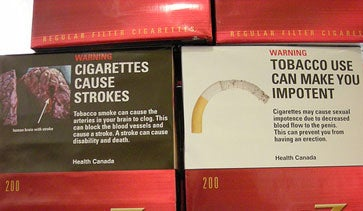 FDA to regulate tobacco