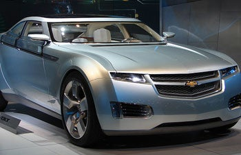 will bankruptcy kill the chevy volt