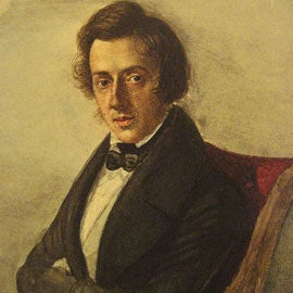chopin who suffered epileptic hallucinations