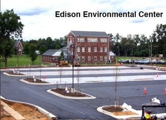 EPA, runoff,parking lot, pavement