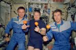 Expedition 1 ISS crew