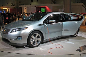 GM, Chevy, Volt, electric vehicle