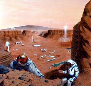 mars human landing site - photo #11
