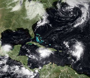 NOAA, hurricane,storm,Atlantic, Pacific