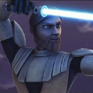 Obi-Wan Kenobi mit Lic...
