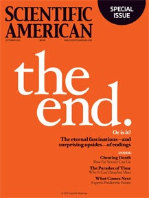 scientific american September 2010 cover