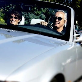 seniors driving can have trouble seeing close objects moving because of brain