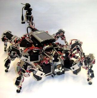 Max Planck, robot