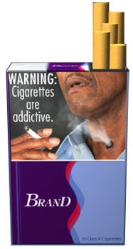 cigarette, FDA