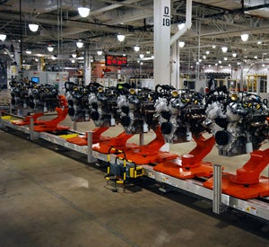 ecoboost engine production line