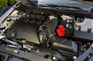 ecoboost engine, lincoln