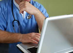 electronic health records stimulus progress