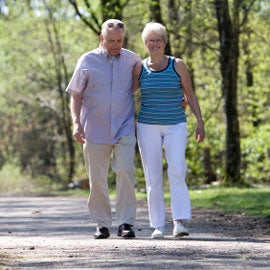 older adults walking increase size of hippocampus, improve memory