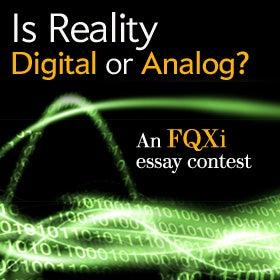 Fqxi essay contest