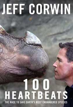jeff corwin 100 heartbeats endangered species book