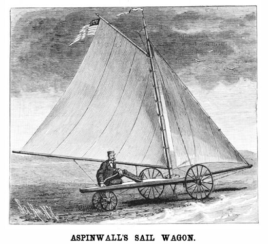 Sail Wagon