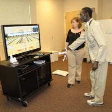 Stroke victims aided in motor function recovery by playing home video games