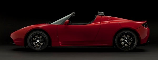 The Tesla Roadster Is A Rocket And All Electric Too Scientific