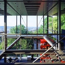 Werner Sobek's triple-zero house