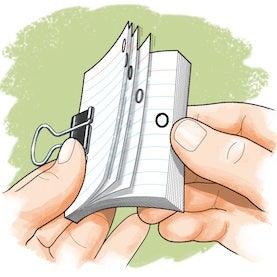 how to make a cartoon flip book online