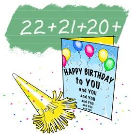 Math Teacher Birthday Jokes