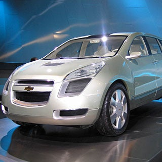 Chevroley hydrogen fuel cell