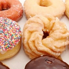 DONUT DEFEAT: This year U.S. dietary guidelines may target refined carbohydrates, which increase the risk for cardiovascular disease. istockphoto