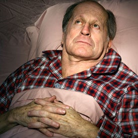 Alzheimer's Disease Linked To Disrupted Sleep Patterns (PICTURES)