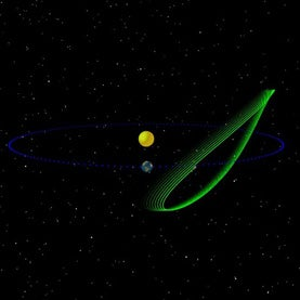 Trojan Asteroid Earth - Pics about space