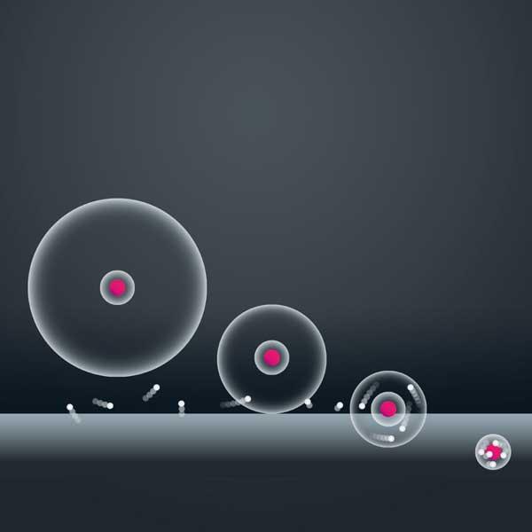 Hollow atoms