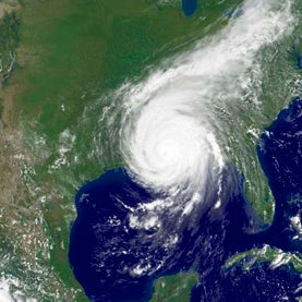 hurricane, satellite, climate change, katrina