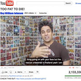 Google,YouTube,video, ray william johnson