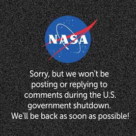 NASA unavailable