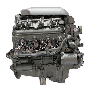 Car Engine Efficiency