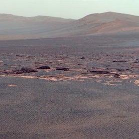 Marsi városok a homokban