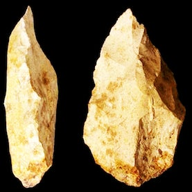 stone tools from humans in arabia out of africa