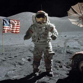 The moon landing hoax conspiracy essay